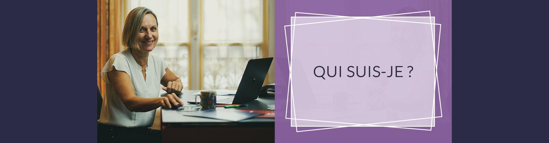 Verso Coaching International - Qui suis-je ? - Catherine Duvinage