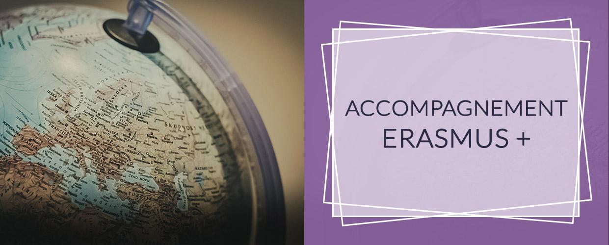Accompagnement Erasmus + par Verso Coaching International