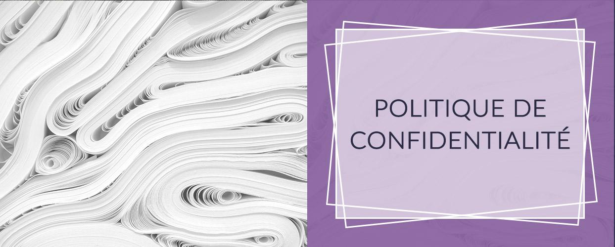 Politique de confidentialité Vers'o Coaching International